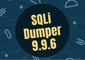 SQLi Dumper v9.9.6