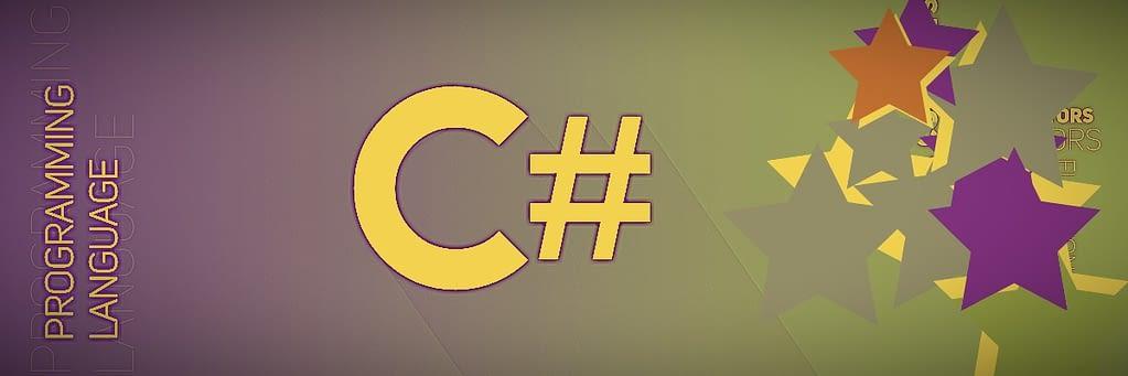 C sharp _ c#